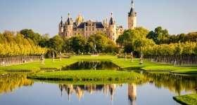 Duitsland Schwerin slot