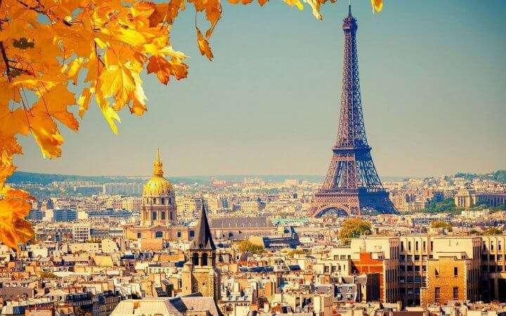 Frankrijk - Parijs - Eiffeltoren