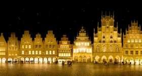 Duitsland Munster prinzipalmarkt