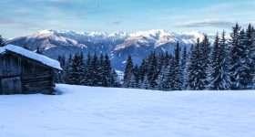Italie Zuid Tirol hut