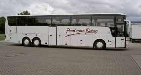 Rolstoelvriendelijke bus 'Muzefalk'