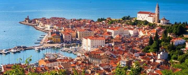 Slovenië: Portoroz