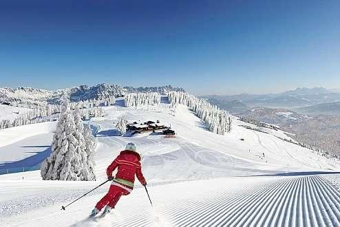 Wintersport Oostenrijk: Brixental
