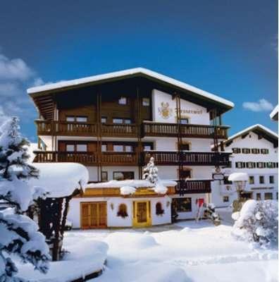 Wintersport hotel Mesnerwirt