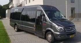 Luxe minibus (19 personen)