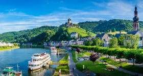 Duitsland Cochem rondvaartboot