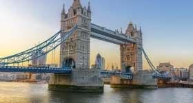 Engeland Londen Tower Bridge