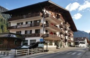 Hotel Dolomiti met bus