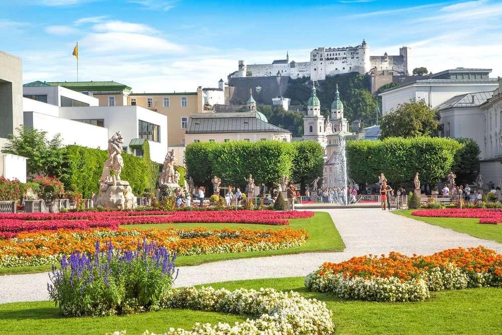 Wenen Salzburg Paulusma Reizen
