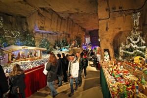 Valkenburg kerst grot