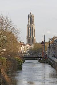 Nederland Utrecht Dom