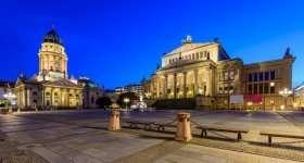 Duitsland Berlijn: Gendarmenmarkt