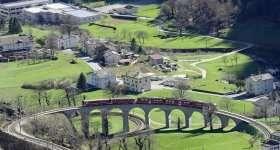 Zwitserland Bernina express
