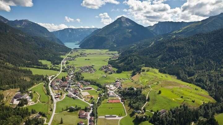 Achenkirch-Sommer