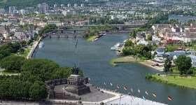 Duitsland Koblenz Duitse Eck