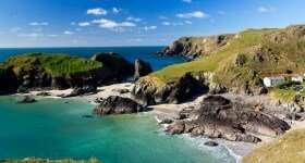 Engeland Cornwall beach