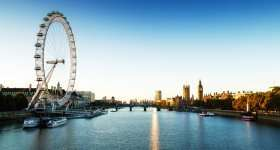 Citytrip Londen: De London Eye