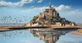 Frankrijk Mont Saint Michel 86621989
