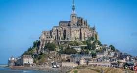Frankrijk Mont St Michel
