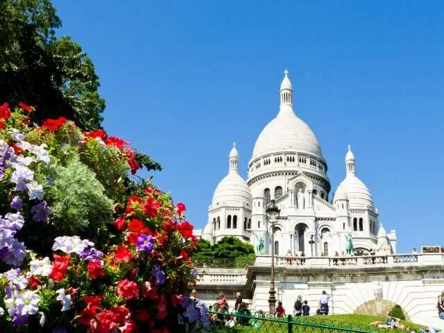 Stedentrip Parijs (Frankrijk) Sacre Coeur