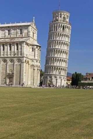 Italie Pisa