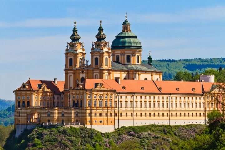 Oostenrijk Melk klooster