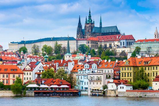 Tsjechisch dating agency Praag