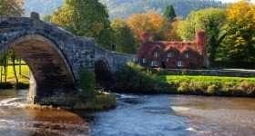 Wales Snowdonia huisje
