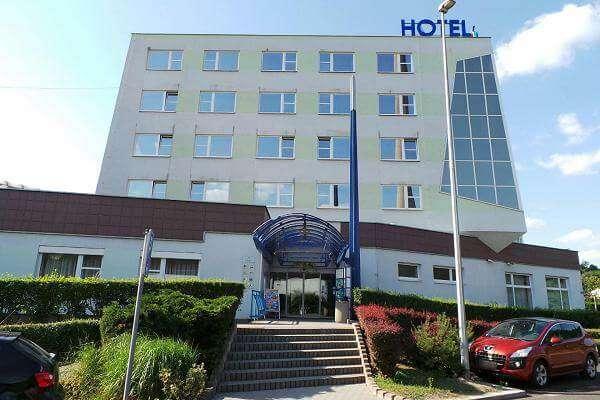 hotel cechie praag