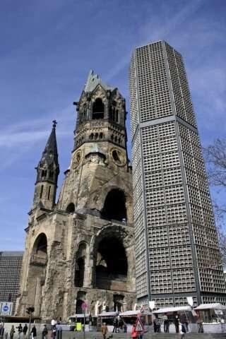 Duitsland Berlijn: Gedachtniskirche