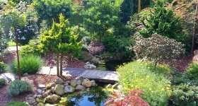 Park der Garten