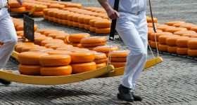 Nederland Alkmaar kaasdragers