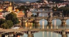 Praag rivier