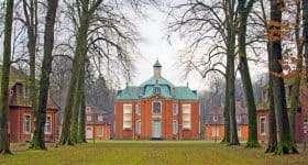 Duitsland Clemenswerth Schloss