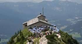 het hehlsteinhaus of het adelaarsnest in duitsland