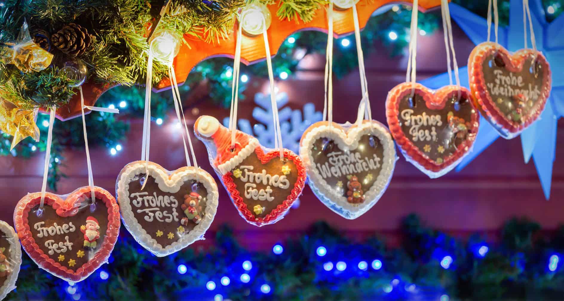 Kerstsfeer Munster Bij Avond Kerstdagtochten Busreizen Paulusma
