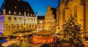 Kerstmarkt Duitsland: Busreis Osnabruck