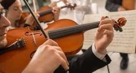 Algemeen muziek violist