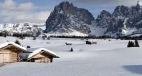 Italie Dolomieten panorama