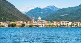 Italië Lago Maggiore Verbania