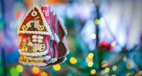 Duitsland kerst koekje