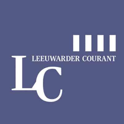 Afbeeldingsresultaat voor leeuwarder courant logo