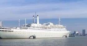 Nederland SS Rotterdam