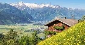 Flachau aanbieding Oostenrijk Salburgerland Boerederij
