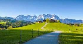 Oostenrijk Tirol boerderij