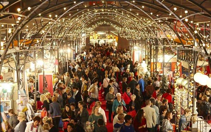 Busreis Margriet Winter Fair - Impressie