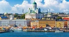 Finland Helsinki stadsgezicht 1