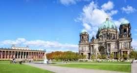 Duitsland Berlijn Parlement