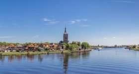 Nederland Hasselt Zwarte Water