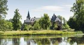 Nederland Twickel vijver